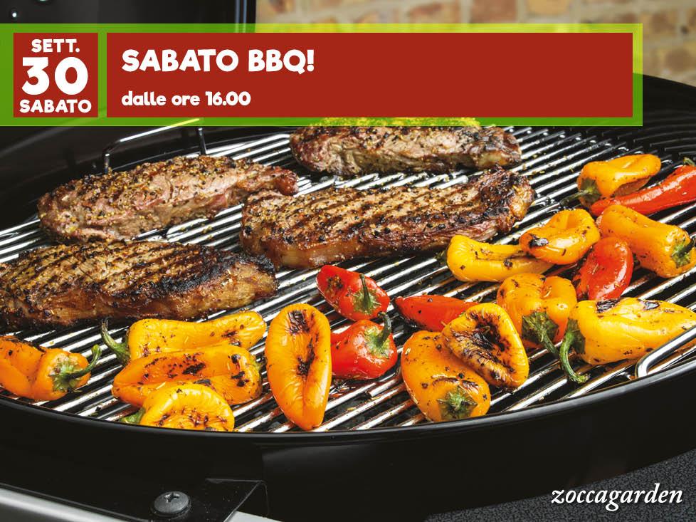 Sabato Barbecue!