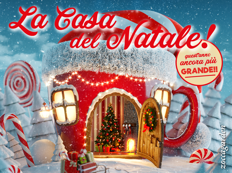 La Casa del Natale 2018