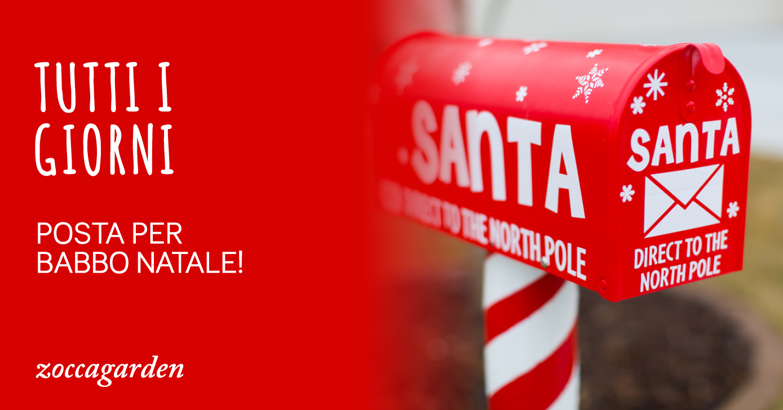 Posta per Babbo Natale