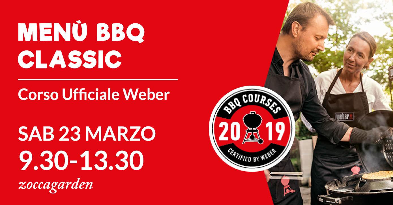 menu bbq classic weber