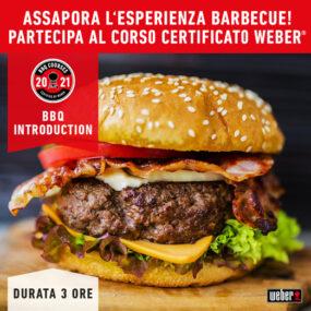 Corso Weber: BBQ Introduction