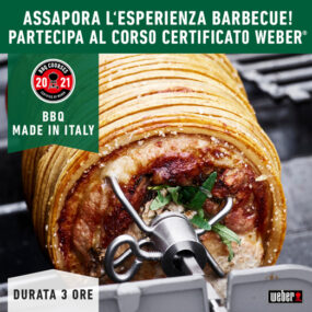 Corso Weber: BBQ Made in Italy