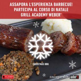 Corso Weber: Christmas BBQ